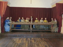 Last Supper statues