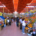fruit section, San Camilo market