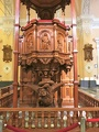main pulpit