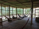 Otorongo Lodge hammock room
