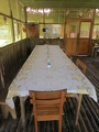 Otorongo Lodge dining table